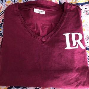 Lenoir Ryne University long sleeved shirt